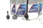 Audi VW DSG Transmission Service Kit With Tools - DSGSVCTOOLKIT