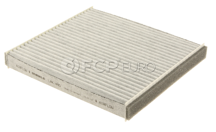 Land Rover Cabin Filter - Mahle LR036369