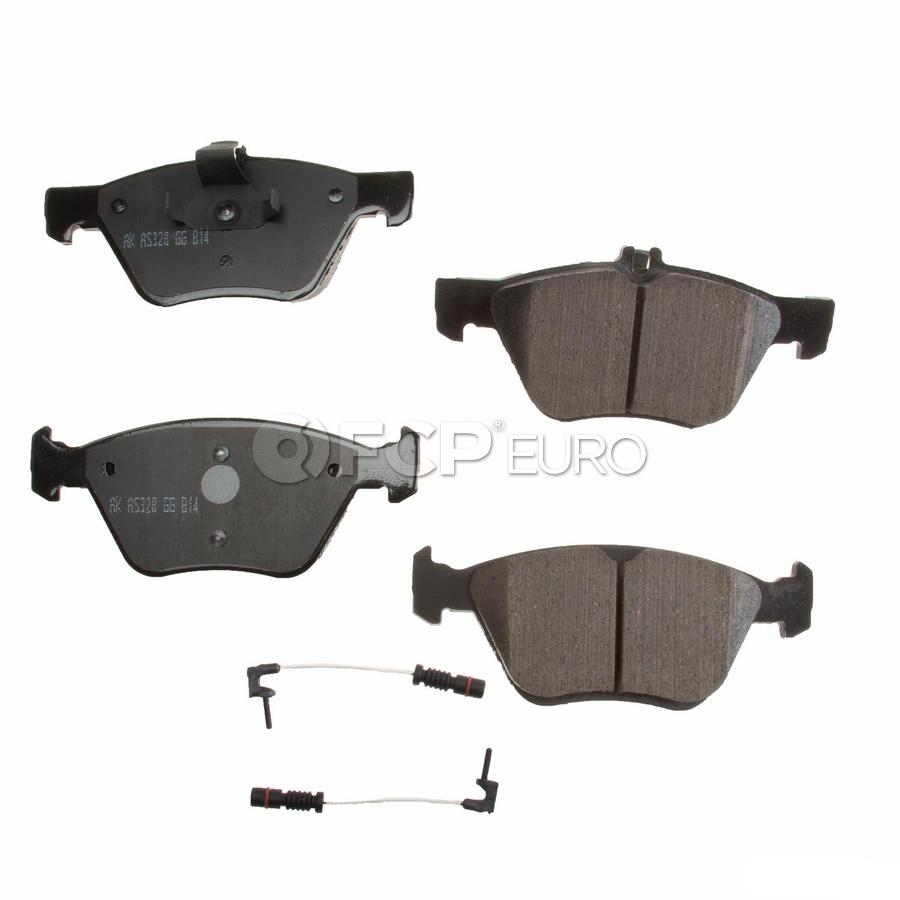 Mercedes Brake Pad Set - Akebono 0034202920