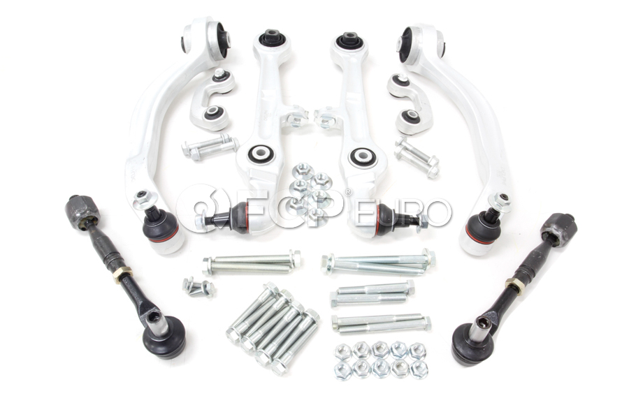 Audi VW Control Arm Kit - Delphi B7OPTION4KIT