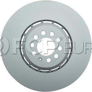 Audi VW Brake Disc - Zimmermann 8N0615301B