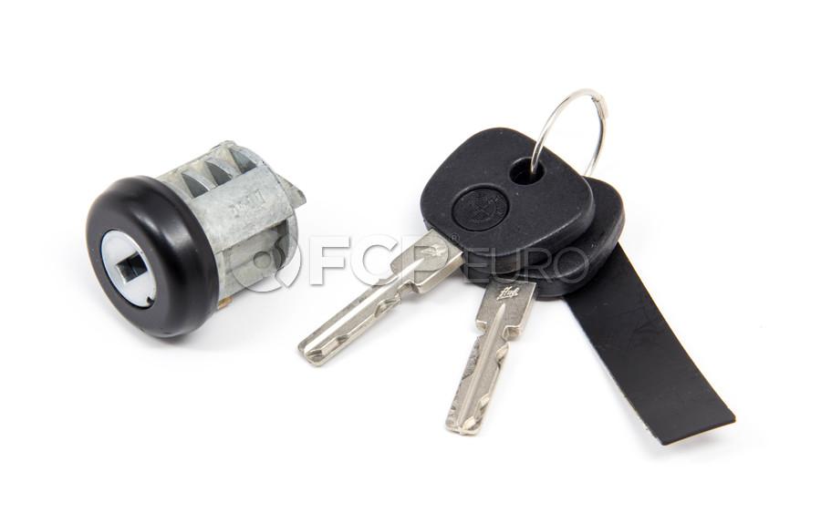 BMW Ignintion Lock Cylinder with Keys - Genuine BMW 32321156757