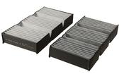 Mercedes Cabin Air Filter Set - Corteco 1668307201