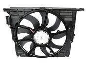 BMW Engine Cooling Fan Assembly - Genuine BMW 17427647652