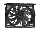 BMW Engine Cooling Fan Assembly - Genuine BMW 17428509743