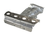 Mini Exhaust Manifold Gasket With Heat Shield - Elring 18407563111