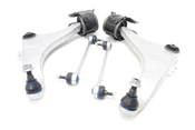 Volvo 4-Piece Control Arm Kit - Meyle P3CAKT4P4