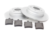 Mercedes Brake Kit - Zimmermann R171RBK2