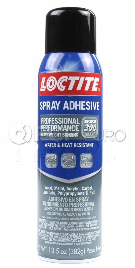 Maximum Strength Headliner Adhesive - Loctite 1629134