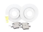 Audi VW Brake Kit - Zimmermann / Textar KIT-528836
