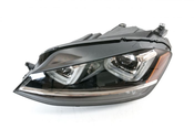 VW Headlamp Assembly - Valeo 5G0941753B