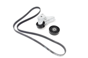 Volvo Drive Belt Kit - Contitech 517576