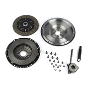 VW Stage 1 Clutch and Flywheel Kit - Black Forest Industries BFI20F240ST1