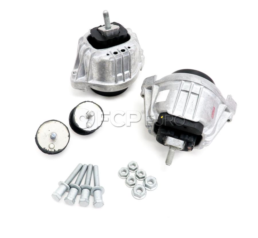 BMW Engine and Transmission Mount Kit - 22116773744KT
