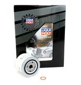 Volvo Oil Change Kit - Liqui Moly KIT-539359