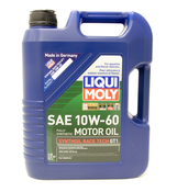 10W60 Synthoil Race Tech GT1 Engine Oil (5 Liter) - Liqui Moly LM2024