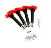 Audi Ignition Coil Service Kit - Bosch/NGK KIT-538600