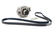 BMW 180 Amp Alternator Kit - 12317525376KT