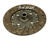 VW Clutch Friction Disc - Amortex 311141031BK