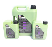 Mercedes Oil Change Kit 5W-40 - Liqui Moly Molygen 2761800009.7L.ML