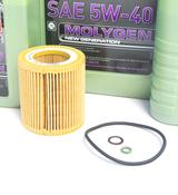 BMW 5W40 Oil Change Kit - 11427953129KT5