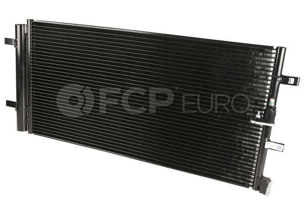 Audi A/C Condenser - Nissens 8R0260403D
