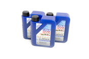 Porsche Engine Oil Change Kit (5W40) - Liqui Moly/Mahle 99610722553KT