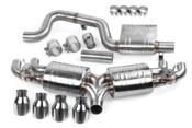 Audi VW Catback Exhaust System - APR CBK0021