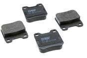 Saab Disc Brake Pad - TRW 90487271