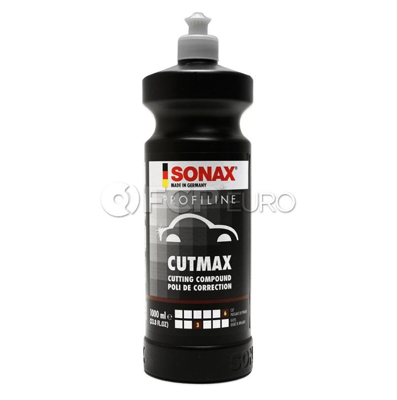 ProfiLine CutMax Compound (1 Liter Bottle) - SONAX 246300