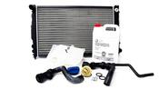 Audi VW Cooling System Kit - Nissens 8D0121251BBKT