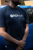 Men's T-Shirt (Midnight Navy) Small - FCP Euro 577151