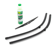 Porsche Windshield Wiper Blade Kit - Bosch/Sonax 3397118942KT