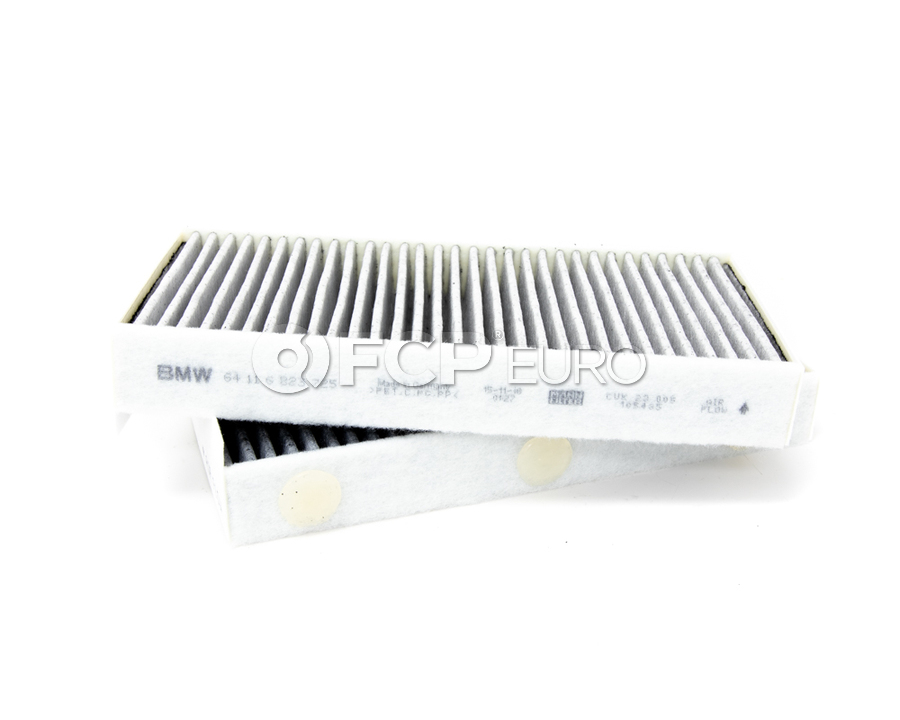 BMW Cabin Air Filter - Genuine BMW 64116823725