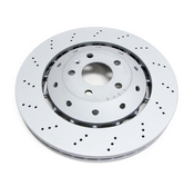 Audi Brake Disc - Zimmermann 420615301D