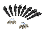 BMW Ignition Service Kit (E60 E63 E65 E70) - Bosch 12138647689KT6
