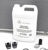 Mercedes Radiator Replacement Kit - Nissens 2205000903
