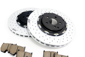 Mercedes Brake Kit - Akebono 2304210912