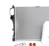 Mercedes Radiator Replacement Kit - Nissens 2215003203