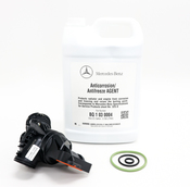 Mercedes Thermostat Kit - Wahler 2762000515