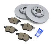 VW Brake Kit - Zimmerman KIT-8E0615301CKT1