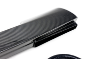 VW Carbon Fiber Air Duct - Unitronic UH008INA