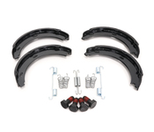 Parking Brake Shoe Kit - Zimmermann 10990.128.0
