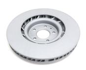 Porsche Brake Disc - Zimmermann 460155320