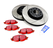 Audi VW Brake Kit - StopTech KIT-12633098SKT1