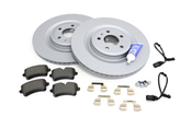 Audi VW Brake Kit - Zimmermann/Pagid 4H0615601LKT