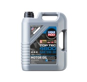 5W-30 Top Tec 4600 Engine Oil (5 Liters) - Liqui Moly LM20448