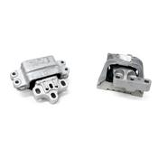 VW Engine Mount Kit -  Corteco KIT-1K0199262MKT7