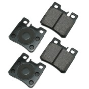 Mercedes Brake Pad Set - Akebono 005420172041