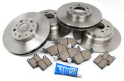 "Volvo Brake Kit 11"" - Brembo 288MMBK4"